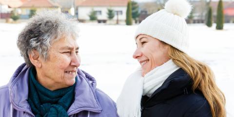 Top 5 Winter Health Tips for Seniors, Sanford, North Carolina