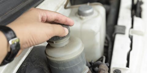 5 Fluids Essential to Your Car, Meriden, Connecticut