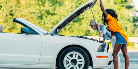 Follow These Essential Safety Tips When Waiting for a Tow Truck, Colerain, Ohio