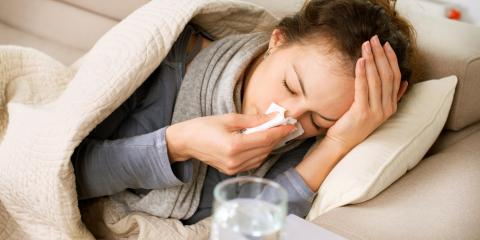 A Family Doctor Provides 3 Tips on Staying Safe This Flu Season, Dardanelle, Arkansas
