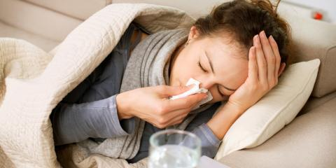 Doctor Explains How to Avoid Getting the Flu, Anchorage, Alaska