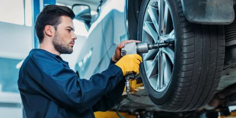 Why It's Important to Undergo Tire Rotation & Alignment, Stafford, Texas