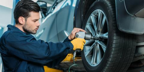 3 Bad Habits That May Damage Your Tires, Onalaska, Wisconsin