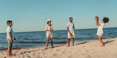 5 Family Games to Play on the Beach, Orange Beach, Alabama