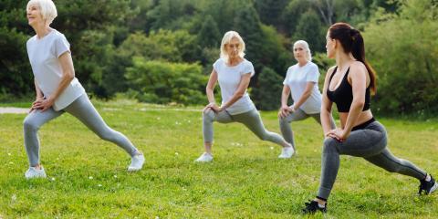 3 Essential Pre-Workout Stretches, Fredericktown, Missouri
