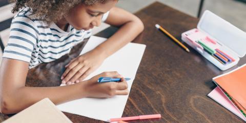 3 Unique Ways to Teach Your Child to Write, St. Charles, Missouri