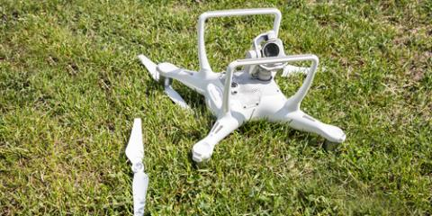 3 Steps to Follow If Your Drone Crashes, Prince William County, Virginia