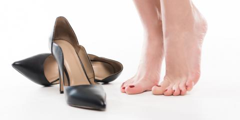 Why Does Heel Pain Occur?, Torrington, Connecticut