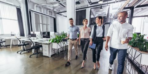 5 Ways to Improve Safety in Your Office, Livonia, New York