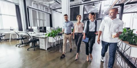 4 Benefits of Professional Office Cleaning, New York, New York