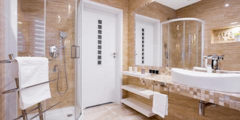 4 Types of Shower Enclosures, Nicholasville, Kentucky