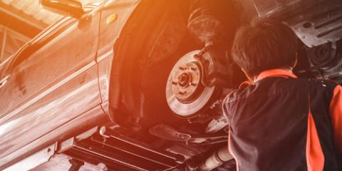 Top 3 Signs Your Vehicle Needs Brake Repair, Lincoln, Nebraska