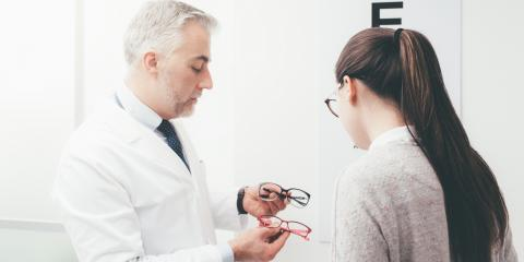 What's the Difference Between an Optometrist & an Optician?, Rhinelander, Wisconsin
