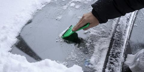 5 Tips for Safely Removing Snow From Your Car, Madison, Ohio