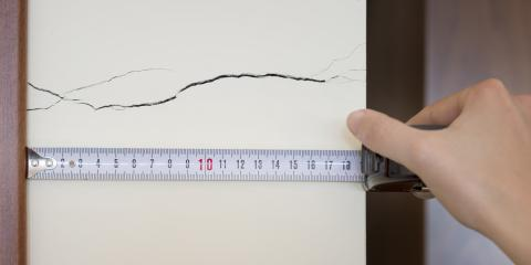 3 Reasons Your Home's Walls are Cracking, West Chester, Ohio