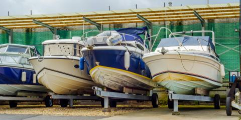 3 Tips to Prepare Your Boat for Storage, Kalispell, Montana