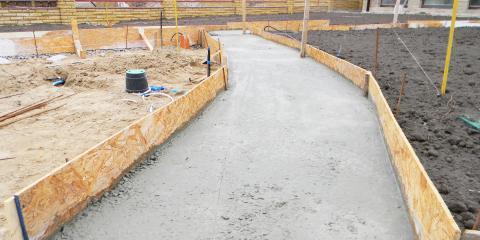 What Causes Concrete to Crack?, Thomasville, North Carolina
