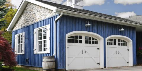 5 Steps for Cleaning Your Garage Doors, Williamsport, Pennsylvania