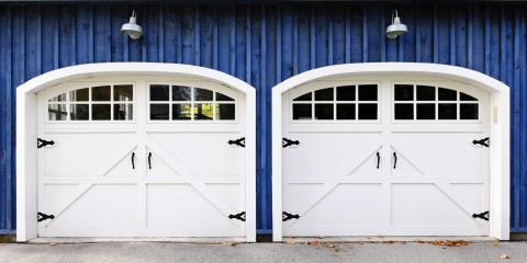 How to Pick Garage Doors That Complement Your Home, Rochester, New York