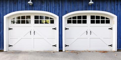 4 Common Garage Door Problems Caused By Winter Weather, Greece, New York