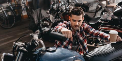 Should You Cancel Motorcycle Insurance During the Winter?, New London, Connecticut