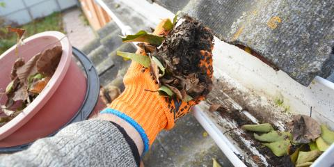 3 Gutter Cleaning Safety Tips, Kearney, Nebraska