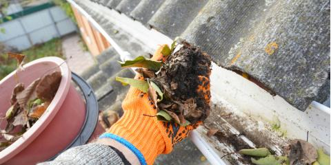 3 Reasons to Have Your Gutters Cleaned, Omaha, Nebraska