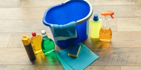 5 Cleaning Chemicals to Avoid, Creve Coeur, Missouri