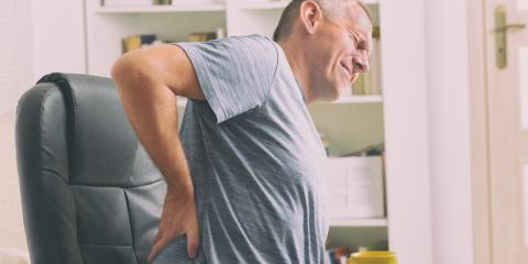 The 5 Most Common Symptoms of Lower Back Pain, Archdale, North Carolina