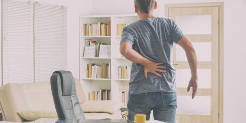 What to Do After a Back Injury, Union, Ohio