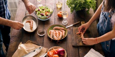 5 Types of Wine to Pair With Shrimp, Bon Secour, Alabama