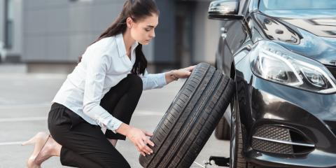 5 Common Tire Issues , Andrews, Texas