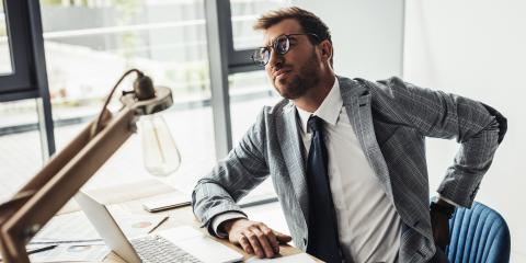 How Office Workers Can Relieve Sciatica, Nyack, New York
