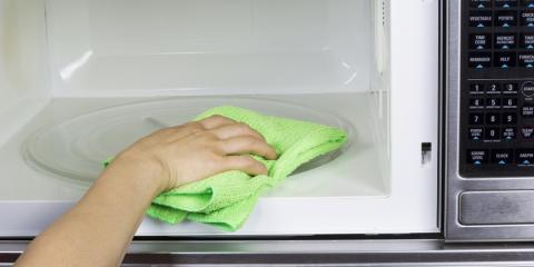 3 Eco-Friendly Ways to Clean Your Microwave, Radcliff, Kentucky