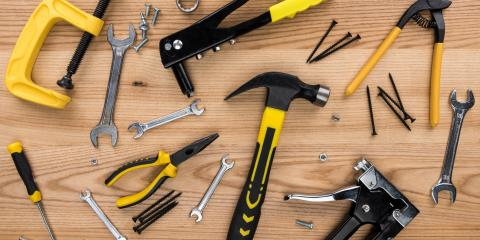 What Tools Should You Have in the Garage?, Chattanooga, Tennessee