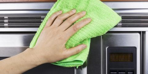 3 Tips for Deep Cleaning the Kitchen, Evendale, Ohio