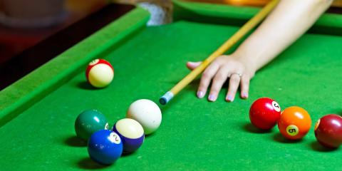 What Are the Do's & Don'ts of Pool Hall Etiquette, Foley, Alabama