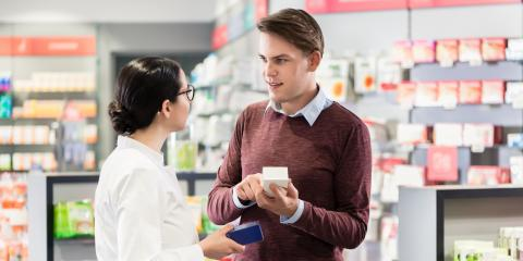4 Common Medication Side Effects , High Point, North Carolina