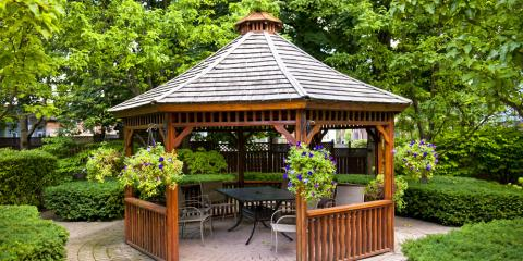 Beautiful To Choose The Perfect Gazebo For Your Yard, Remember These 3 Tips, Austin, Great Pictures