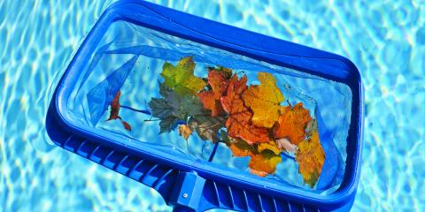 Swimming Pool Maintenance Tips: Closing Your Pool This Fall, Clinton, Connecticut