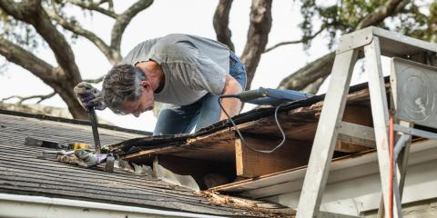 3 Signs of a Leaking Roof, McKinney, Texas