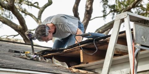 Here's What to Do About Leaky Roofing in Your Home, Joachim, Missouri