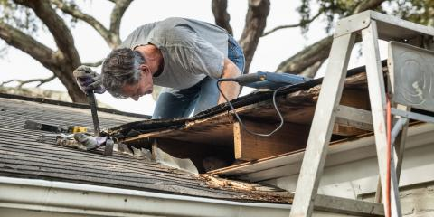 3 Signs You Need to Schedule Roof Repairs, High Point, North Carolina