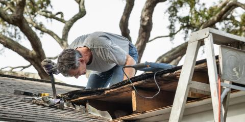 3 Signs You Have a Roof Leak, Newark, Ohio