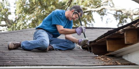 How to Fix a Damaged Roof Until Help Arrives, Poughkeepsie, New York