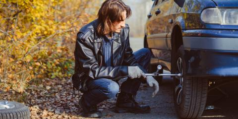 3 Ways Pressure Fluctuations Affect Car Tires in the Winter, High Point, North Carolina