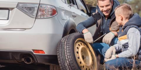 3 Tips for Changing a Tire, Fairbanks North Star, Alaska