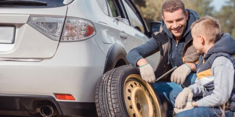 A Brief Guide to Tire Traction, Kannapolis, North Carolina