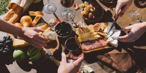 How to Choose the Best Food & Wine Pairings, Koolaupoko, Hawaii