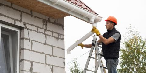 4 Signs That Reveal a Need for a Gutter Replacement, Cincinnati, Ohio